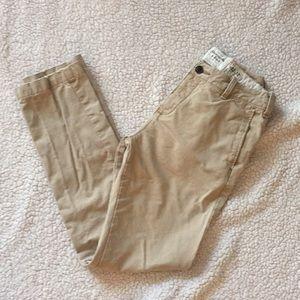 AF men's 30x32 khaki pants